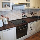 Какой кухонный гарнитур, какого качества!