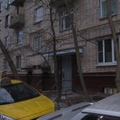 Парадное дома на ул. Крупской д8к1