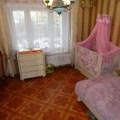1 комната в нашей квартире. Используется как детская.