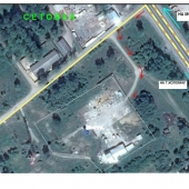 План-карта комплекса
