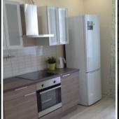 Шикарная новая современная кухня на Усиевича 27к1