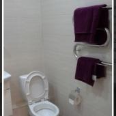 Туалет недавно отремонтировали!