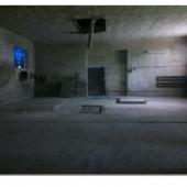 Это фотография склада, который можно взять в аренду. Его площадь 250 м2. Потолки 4 м.