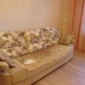 Спальное место на двоих жильцов - диван раскладывается