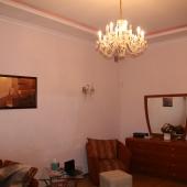 Убранство большой комнаты в 2-х комнатной квартире, Кутузовский пр-т 35