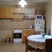 Кухня в этой квартире - сделали некоторую перепланировку