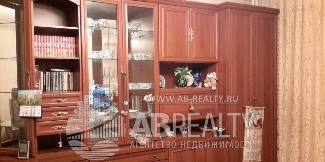 Жилая комната на Удальцова 3к14