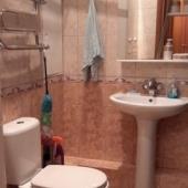 Санузел совмещен, но нет ванной