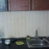 Кухня в удовлетворительном состоянии, 6 м2 по площади