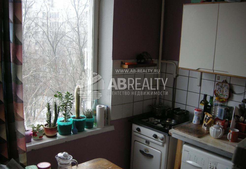 Кухня в этой квартире 8 метров