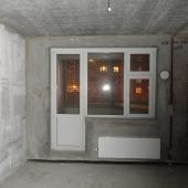 Еще одна комната со своей лоджией
