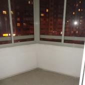 Лоджия в хорошем состоянии - в новостройках теперь везде делают лоджии, а не балконы