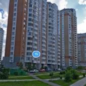 Это фото дома № 15 по Радужной улице в Московском по Киевскому шоссе