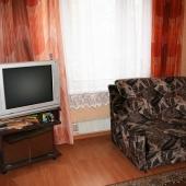 ТВ есть для тех, кто желает снять комнату на ул. Инессы Арманд