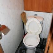 Это туалет