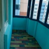Есть лоджия или балкон