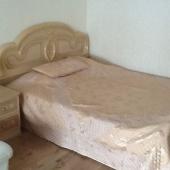 Более крупная фотография кровати