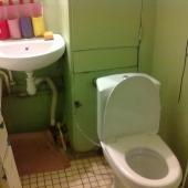 Ванная комната в квартире на ул. Теплый Стан, д. 15 к.3