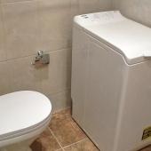 Есть стиральная машина в ванной комнате в поселении Внуковское