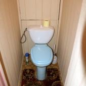 То же самое туалет