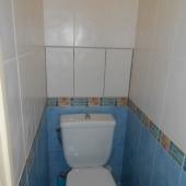 Туалет в таких же тонах