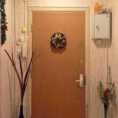 Сама входная дверь
