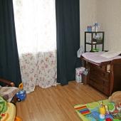 Третья комната детская на данный момент продажи квартиры на Беловежской улице, 41
