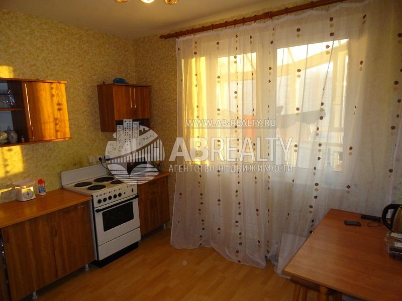 """Кухня в """"однушке"""" в Химках в 6-ом микрорайоне"""