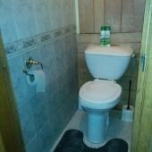 Комнатка под туалет