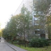 Сам дом по ул. Красного Маяка, №13 корпус 3