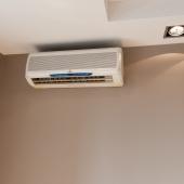 Кондиционер под потолком