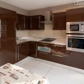 Современный гарнитур Scavolini на кухне