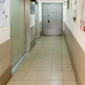 Это 1 этаж в этом доме на Островитянова 5к1
