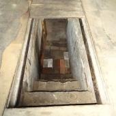 Ремонтная яма для автомобиля