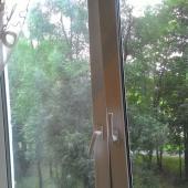 Вид из окна дома на ул. дорожная, 28к1 в чертаново южное