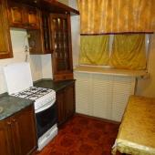 Фотография кухни: площадь 5,2 метра, плита газовая