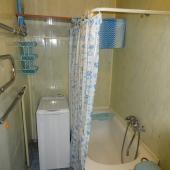 Туалет и ванная совмещены