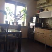 Общая панорама кухонной зоны