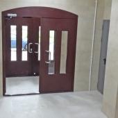 Общая входная дверь