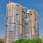 Фото самого дома №8 по ул. Архитектора Власова