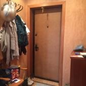 Прихожая, фото входной двери
