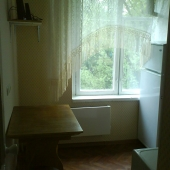 Для пятиэтажных домов кухня, конечно, небольшая