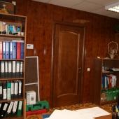 Вид с другой стороны в кабинете