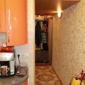 Проход в коридор из кухни