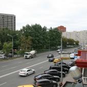 Вид на Мантулинскую улицу
