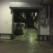 Оборудовано воротами быстрого закрытия. Подольск, Комсомольская, 1, аренда крупного холодильного склада.