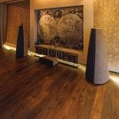 Центральное место в гостиной под телевизор