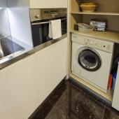 Здесь стиральная машина