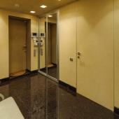 А это дверь во второй санузел (гостевой)