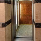 Это лифт такой внутри